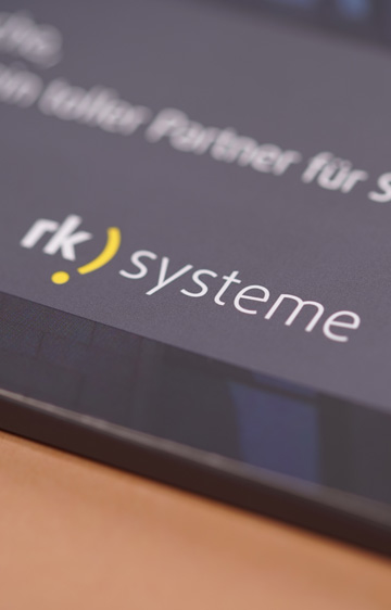 rk systeme Redesign