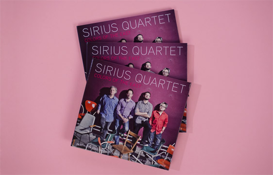 Sirius Quartett CD